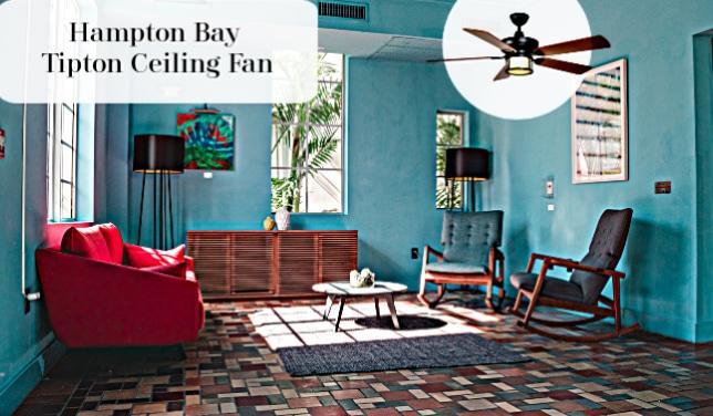Tipton Ceiling Fan