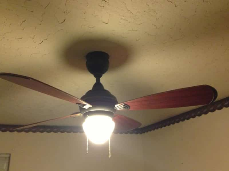 Hampton Bay Tripoli 48 inch Ceiling Fan