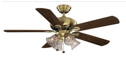Hampton Bay Portland Ceiling Fan