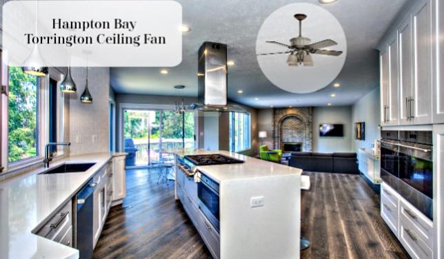 Torrington Ceiling Fan