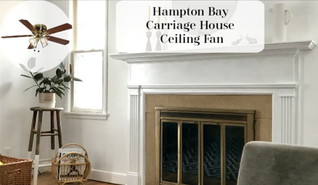 Carriage House Ceiling Fan