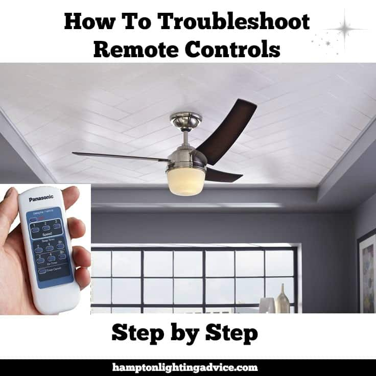 how to troubleshoot your remote