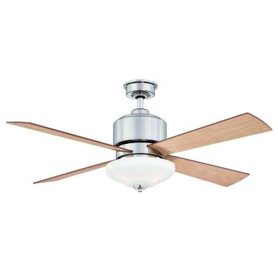 Alida 52 in. Liquid Nickel Ceiling Fan Manual