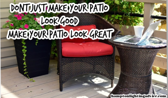 Brown Wicker Outdoor Patio Chair