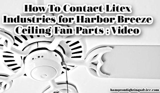 Contact Litex Industries for Harbor Breeze