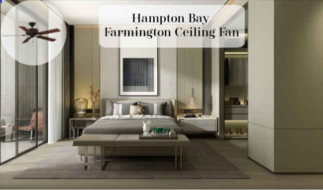 Hampton Bay Farmington Ceiling Fan