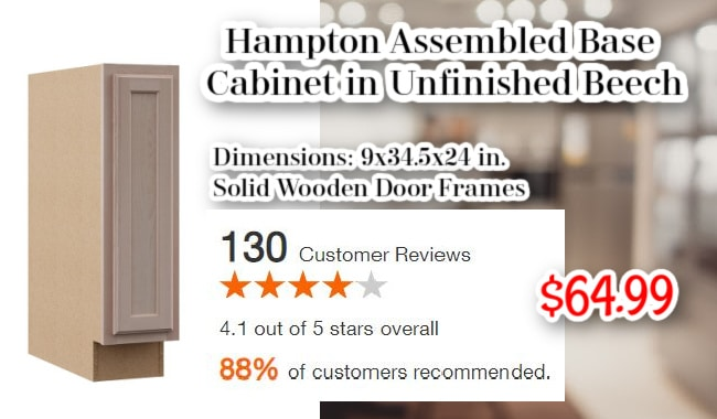 Hampton Assembled Base Cabinet