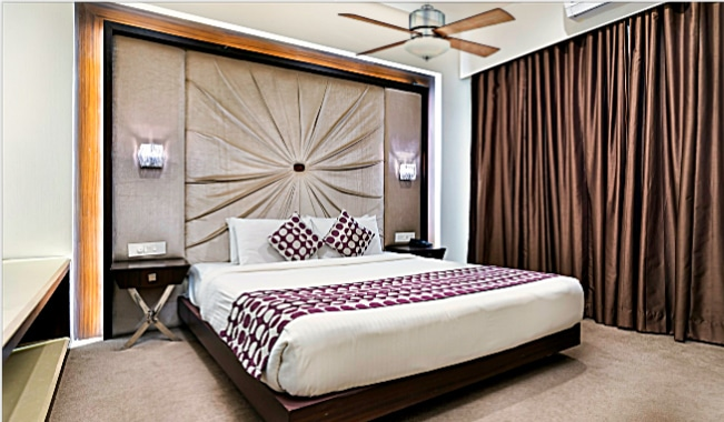 Alida Ceiling Fan in Room