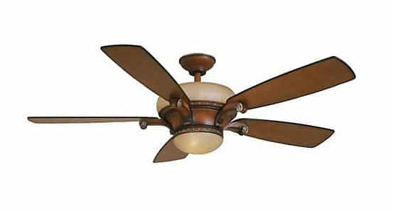 Hampton Bay Caswyck Ceiling Fan - 54 Inch