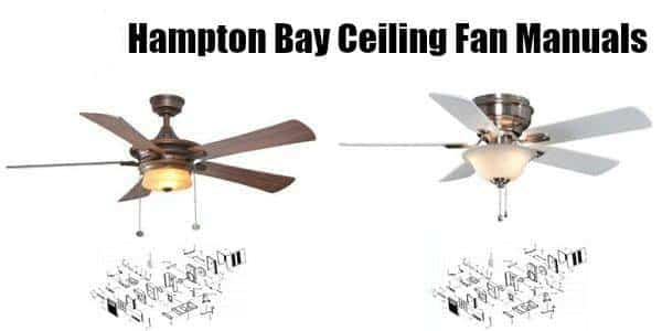 Hampton Bay Ceiling Fan Manuals – Hampton Bay Ceiling Fans & Lighting | White Low Profile 42 Ceiling Fan Wiring Diagram Model |  | Hampton bay ceiling fans