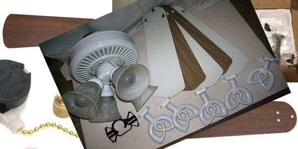Hampton Bay Ceiling Fan Parts