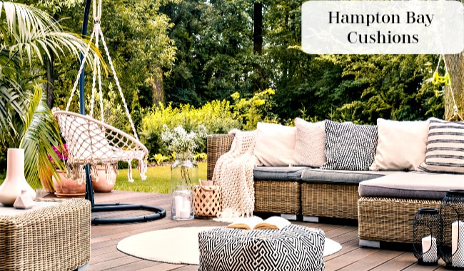 Hampton Bay Cushions