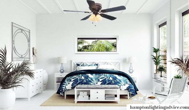 Hampton Bay Hayward 52 inch Ceiling Fan