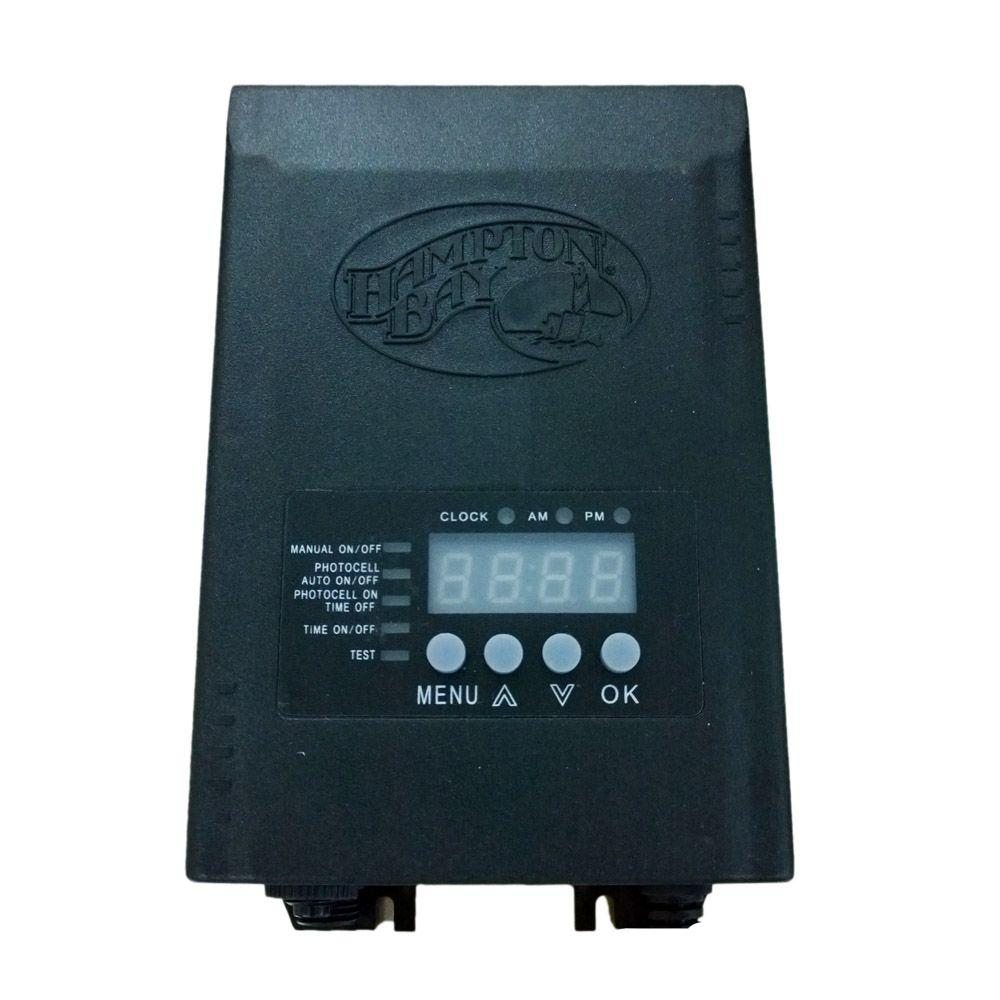 Hampton Bay Low-Voltage 120-Watt Landscape Transformer
