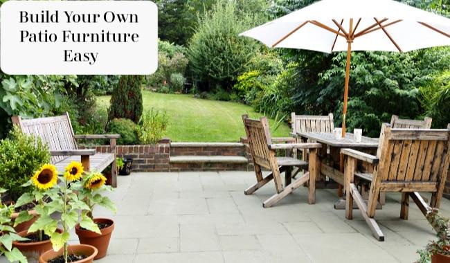 Build Your Own Hampton Bay Patio Furniture