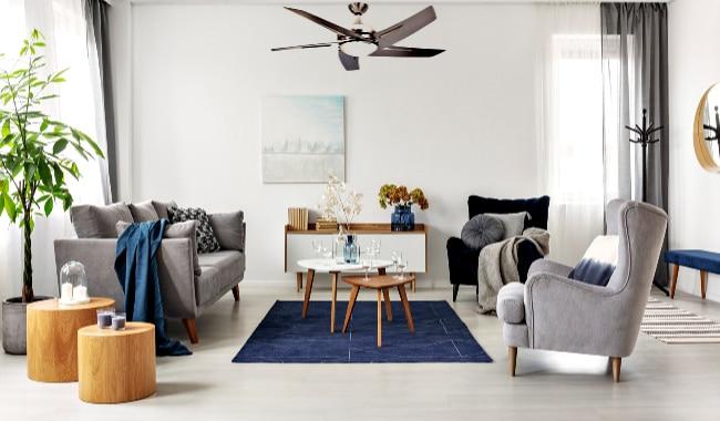 Hampton Bay Sidewinder Ceiling Fan