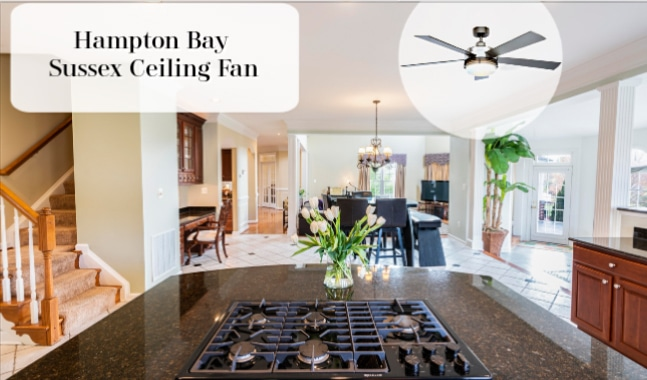 Sussex Ceiling Fan