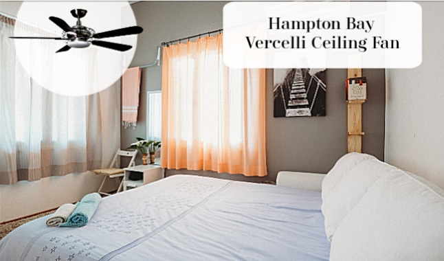 Vercelli Ceiling Fan