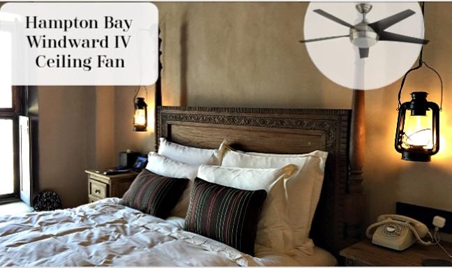 Hampton Bay Windward IV Ceiling Fan