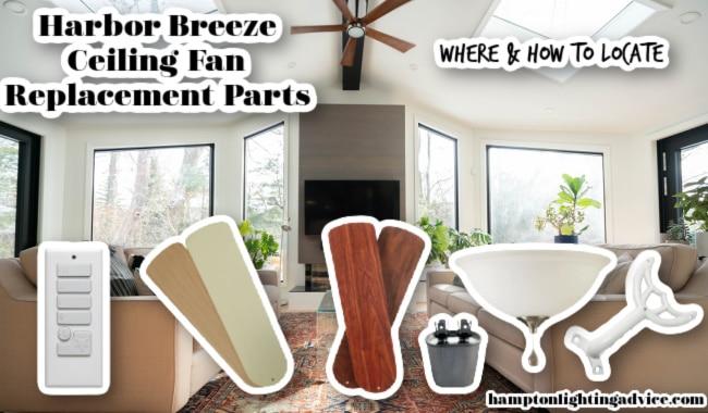 Harbor Breeze Parts
