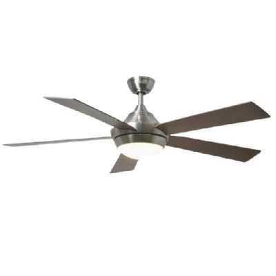 Harbor Breeze Platinum Portes Brushed Nickel Ceiling Fan