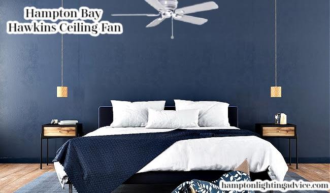 Hampton Bay Hawkins Ceiling Fan