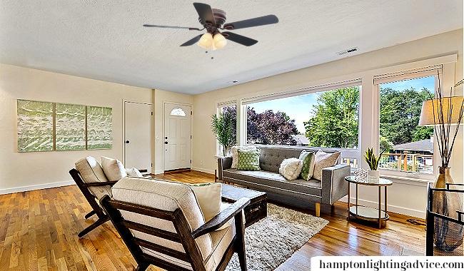 Hayward Ceiling Fan by Hampton Bay