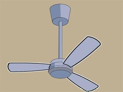 Install Industrial Fan Step 11