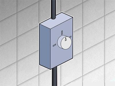 Install Industrial Fan Step 12