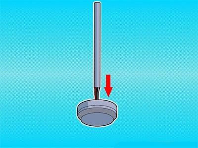 Install Industrial Ceiling Fan Step 4