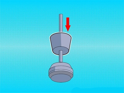 Install Industrial Ceiling Fan Step 6