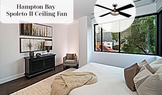 Spoleto II Ceiling Fan