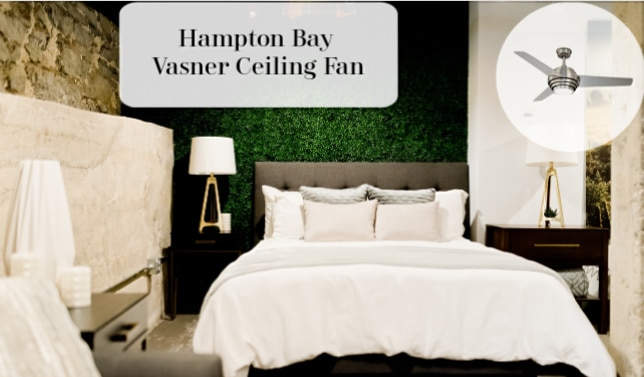 Vasner Ceiling Fan