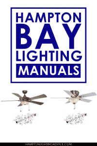 hamptonbay lighting manuals