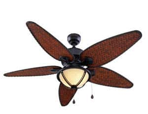 install ceiling fan light