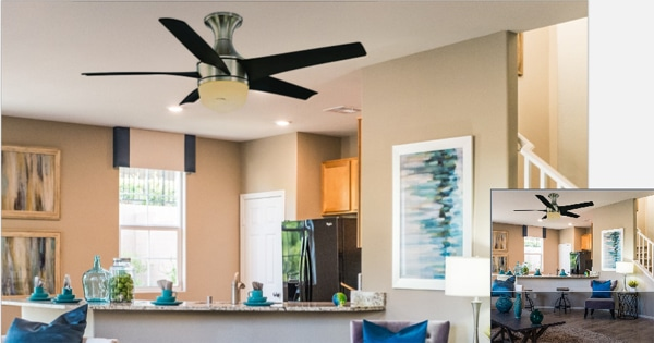 Tuxford Ceiling Fan